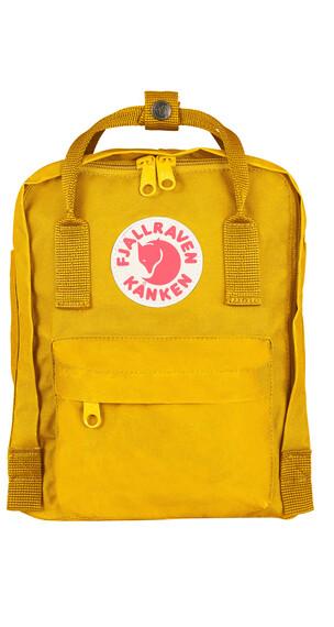 Fjällräven Kanken - Mochilas Niños - 7 L amarillo